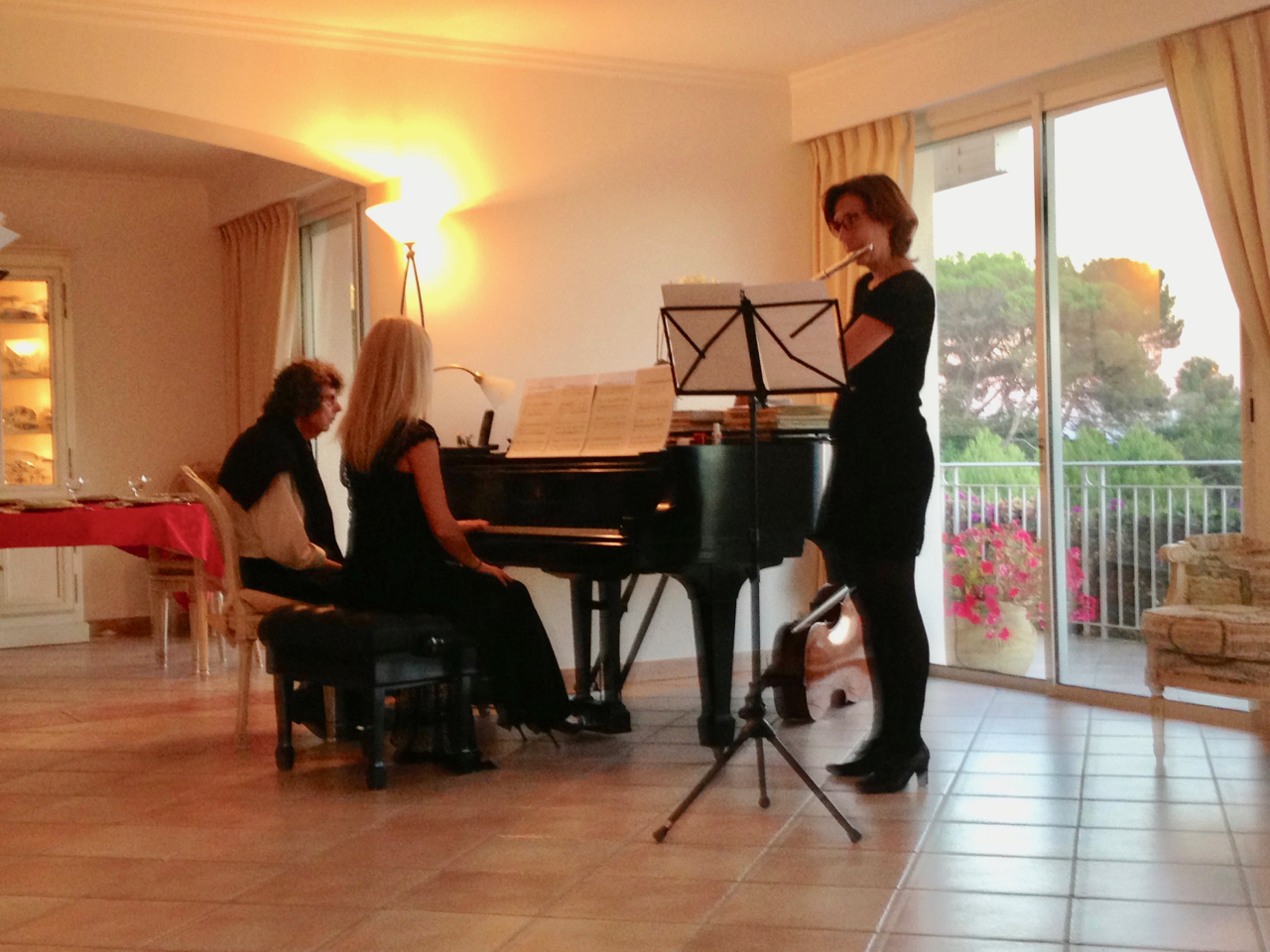 SKOPOS FOR FLUTE AND PIANO