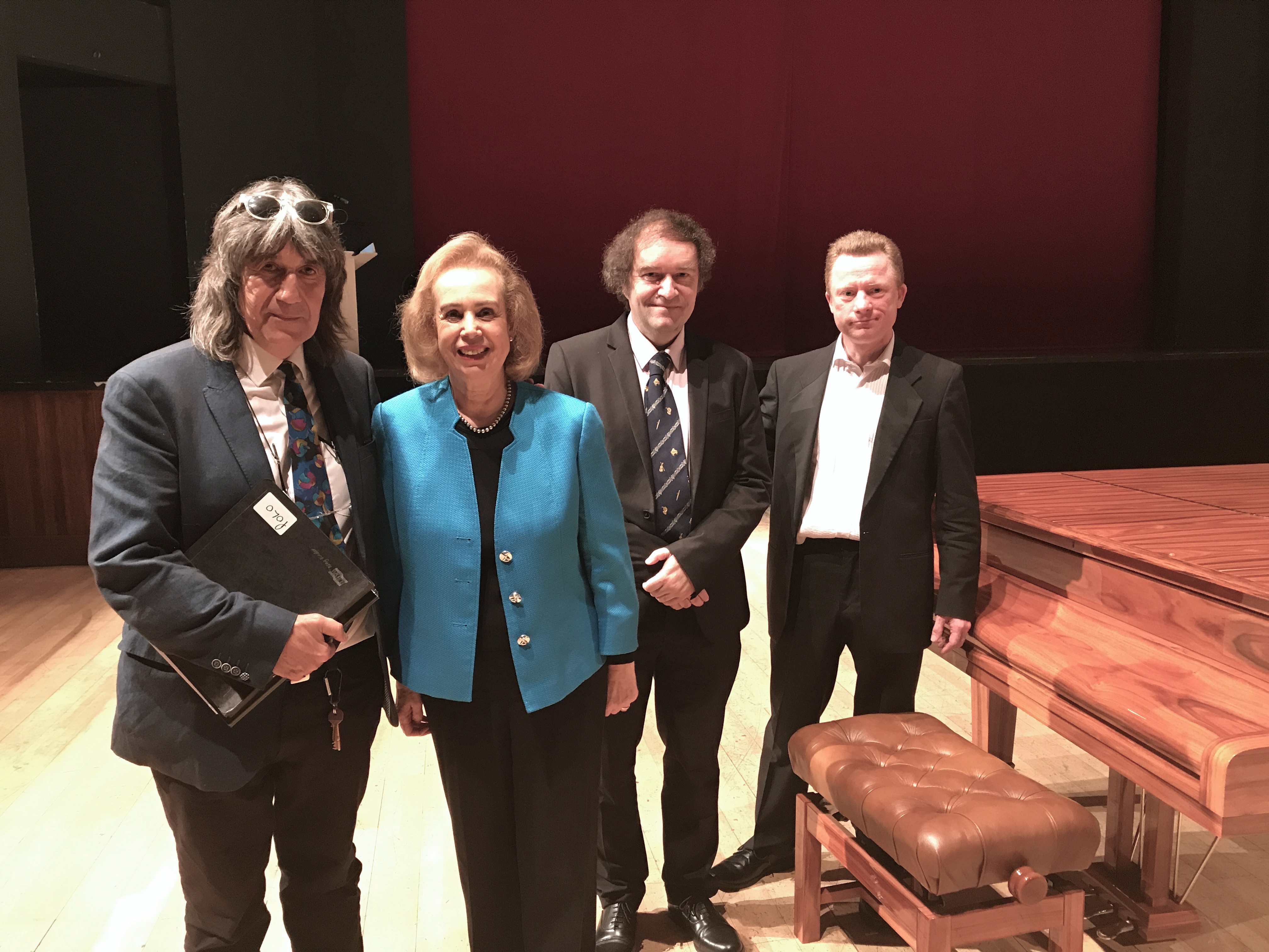 TASOULLA WITH POLO AND THE MUSICIANS